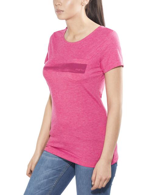 Meru Pylea T-Shirt Women Pink